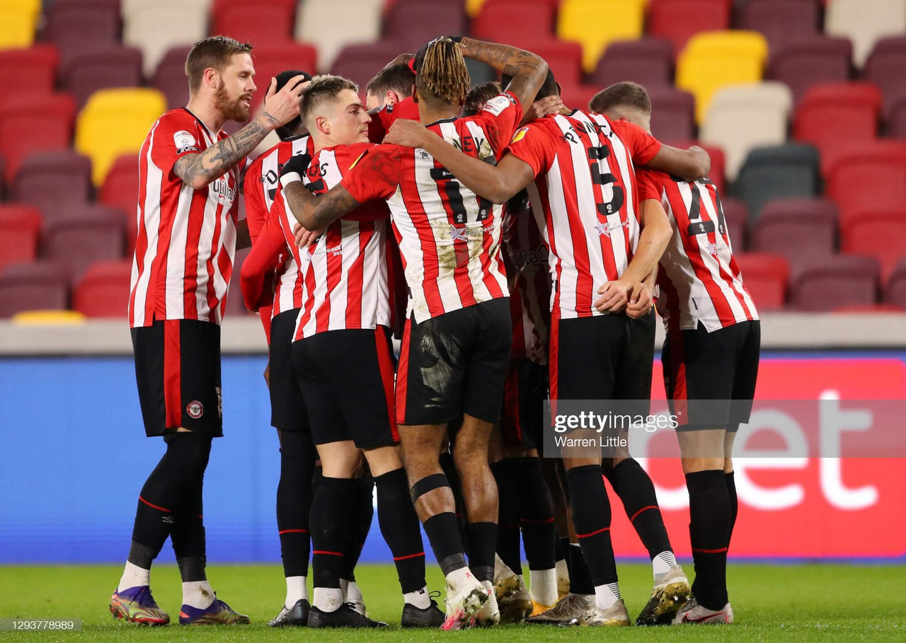 Brentford 2-1 AFC Bournemouth: Fosu puts Bees in automatic promotion place in West London thriller