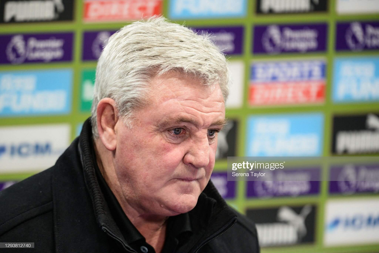 The five key quotes from Steve Bruce's post-Arsenal press conference