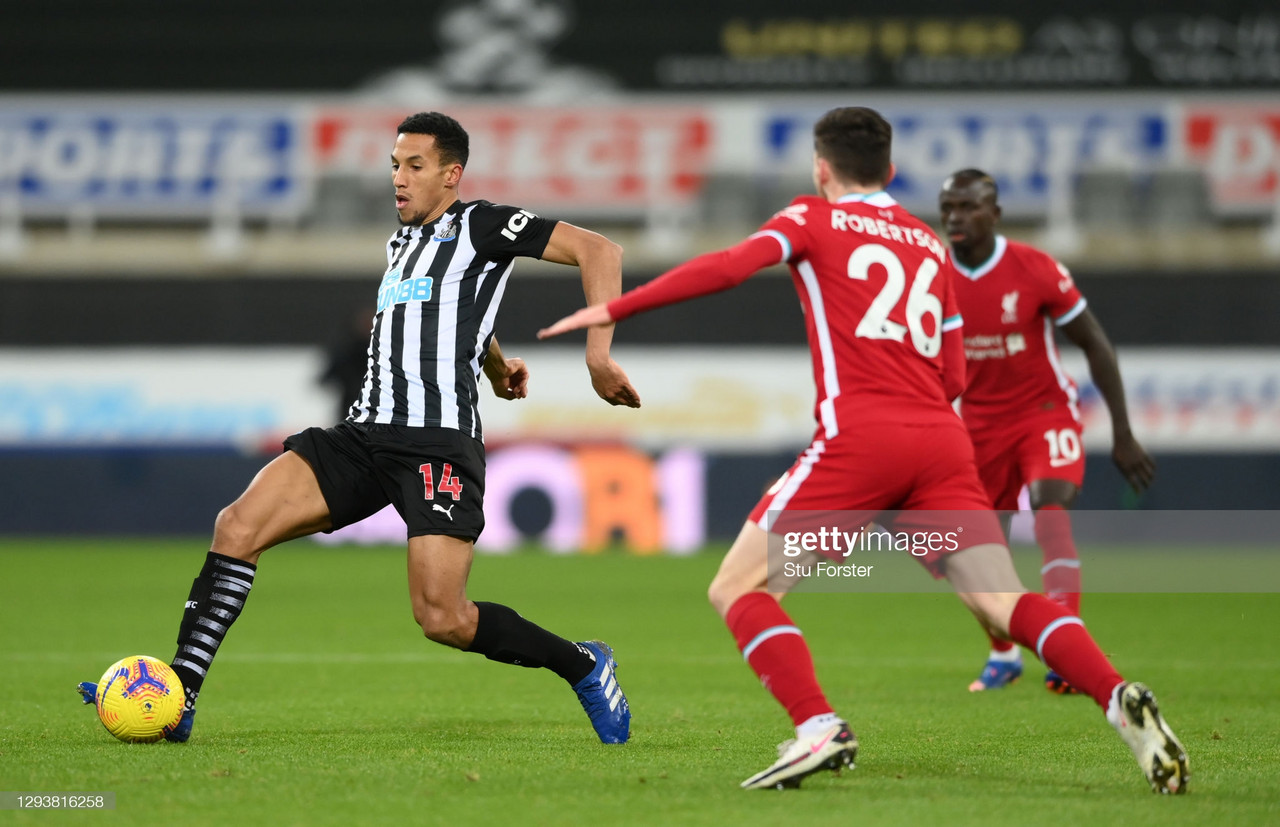 How Newcastle United's tactics helped them against Liverpool