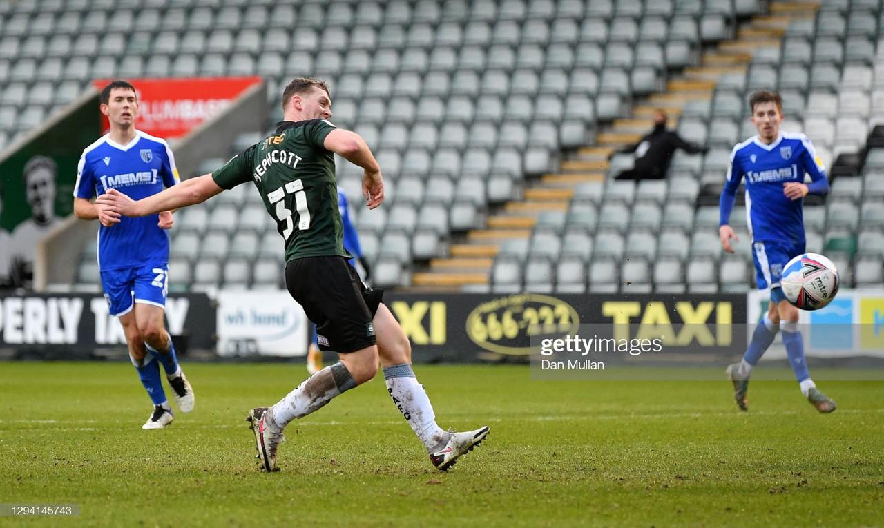 Plymouth Argyle 1-0 Gillingham: Wily Pilgrims get the edge
