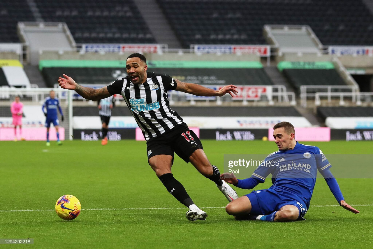 Newcastle United 1-2 Leicester City: Magpies player ratings