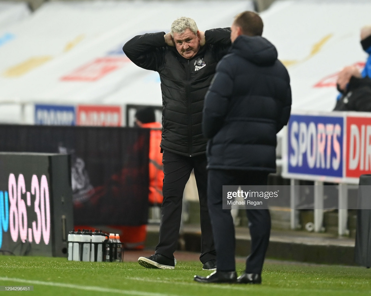 The five key quotes from Steve Bruce's post-Leicester City press conference