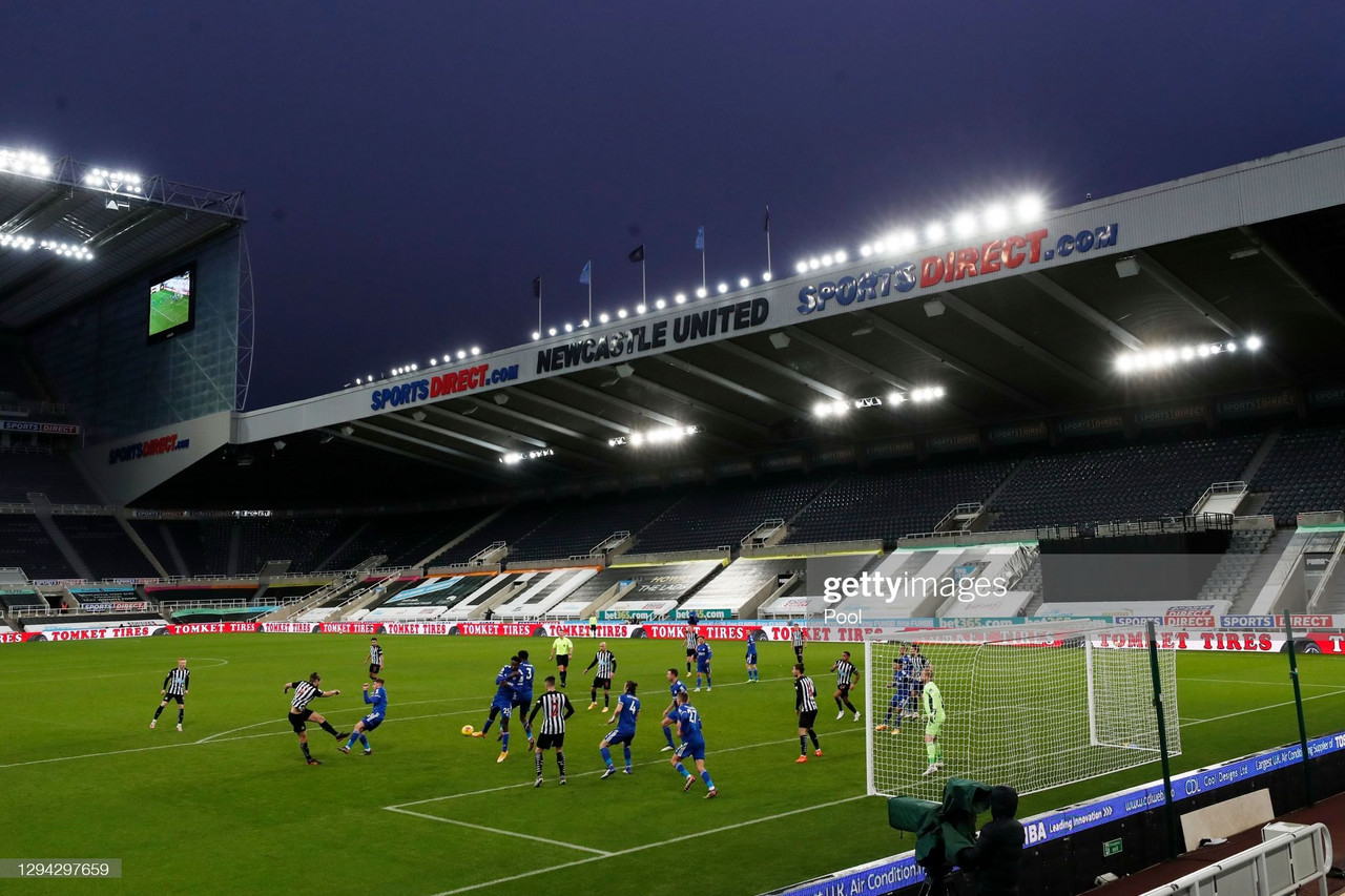 The Warm Down: Too little too late as Newcastle United are beaten 2-1 by Leicester City