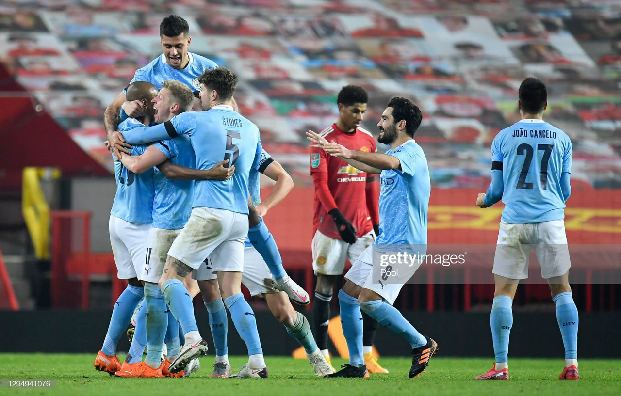 Manchester City vs. Manchester United: Four things to look out for ahead of the Manchester derby