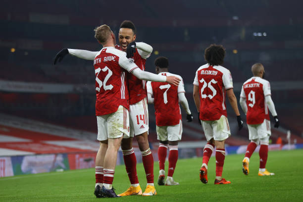 FA Cup Player Ratings: Arsenal vs Newcastle