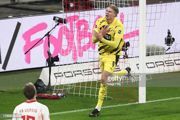 RB Leipzig 1-3 Borussia Dortmund: Haaland brace seals big win for BVB