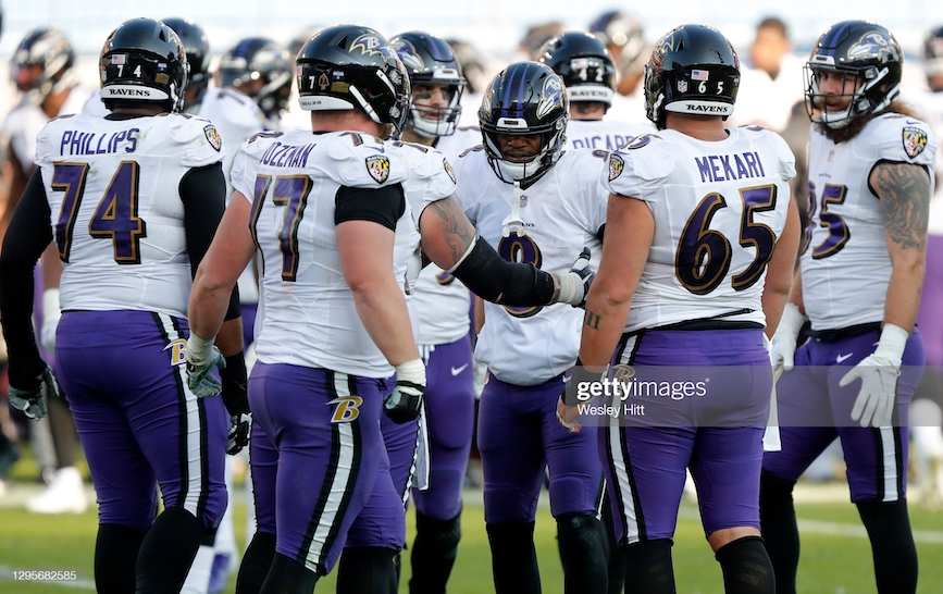 One of the best wins, says Baltimore Ravens Head Coach John Harbaugh after Titans Playoff victory
