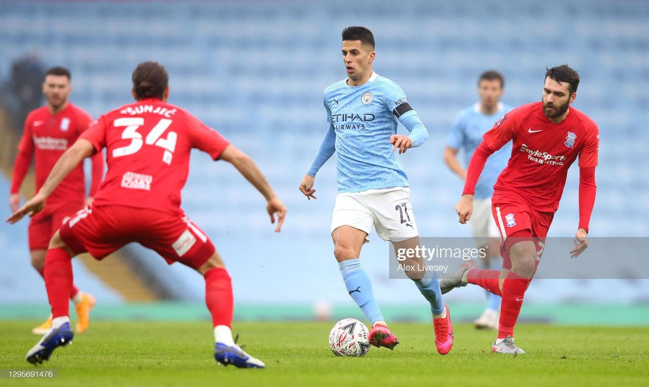 As it happened: Manchester City 3-0 Birmingham City