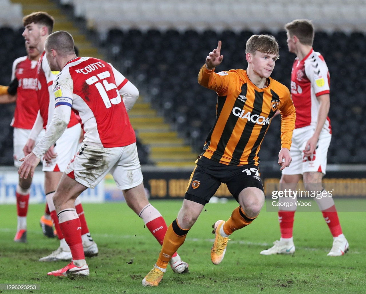Hull City 3-2 Fleetwood Town: Late show from the Tigers see them through to the last eight