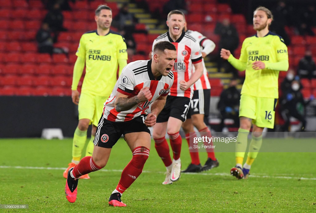 As it happened: Sheffield United 1-0 Newcastle United in the Premier League