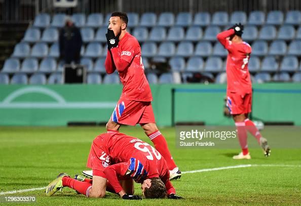 Holstein Kiel 2-2 Bayern Munich (6-5 penalties): Holders crash out of DFB Pokal