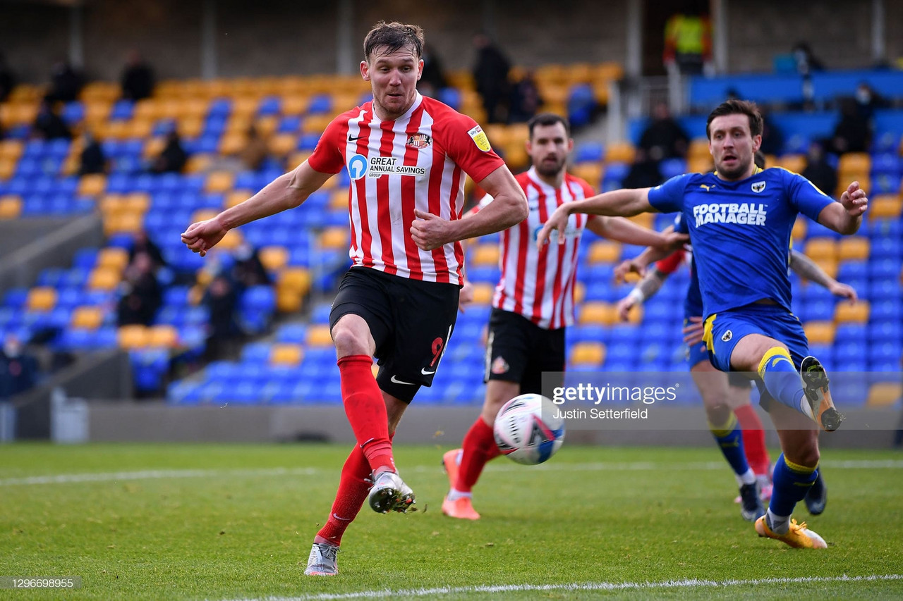 AFC Wimbledon 0-3 Sunderland: Wyke's hat-trick condemns The Dons to another defeat