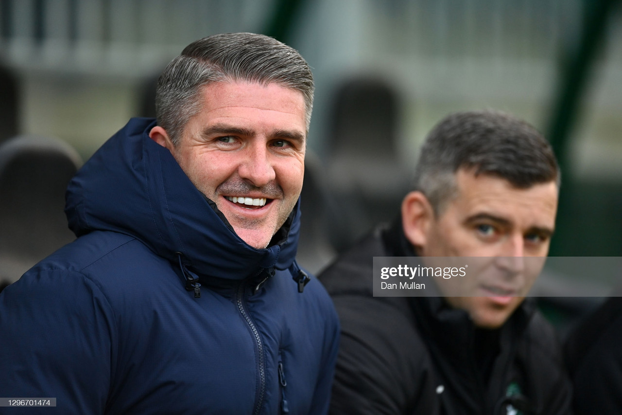 The key quotes from Ryan Lowe after Plymouth Argyle's first away win in the league for almost a year