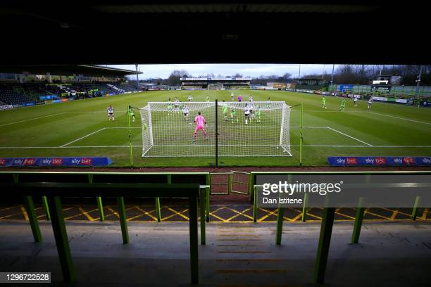 As it happened: Forest Green Rovers 0-2 Swindon Town: McKirdy, Robinson fire Robins past Rovers