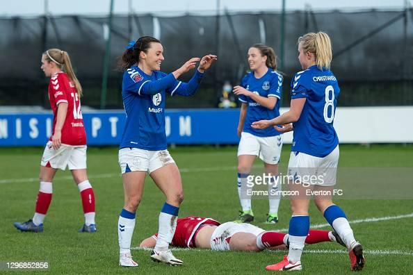 Everton Women 4-0 Bristol City Women