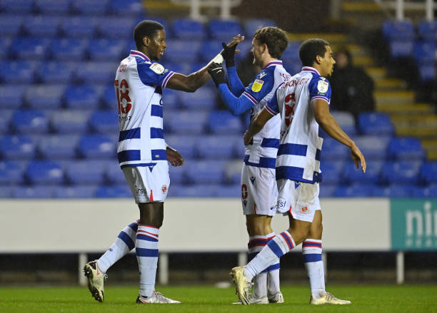 Reading 3-0 Coventry City: Swift scores screamer as Royals climb to third