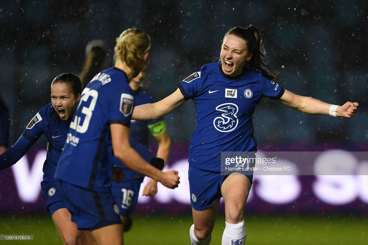 Analysis: Is Niamh Charles a long term solution at right-back?