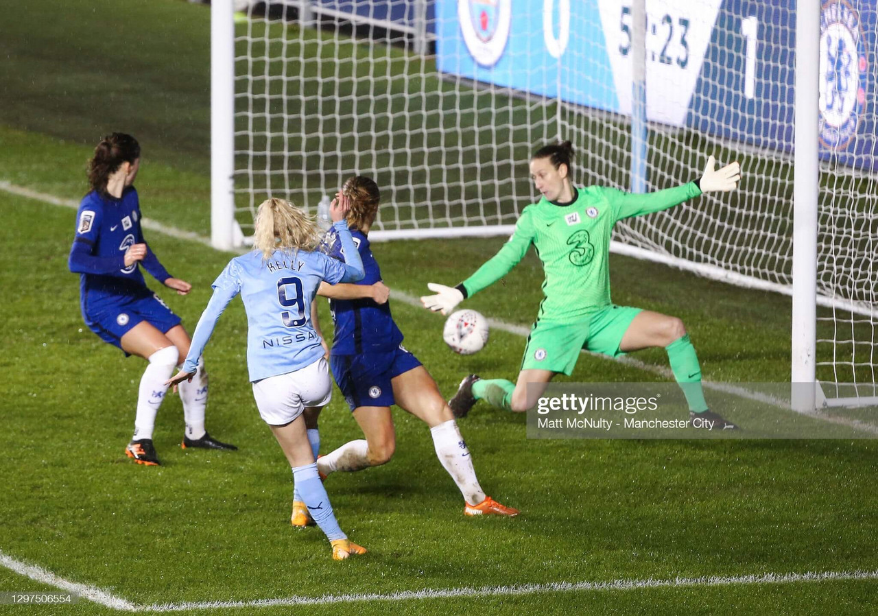 Manchester City vs Chelsea Women's Super League preview: Team news, predicted lineups, ones to watch, previous meetings and how to watch