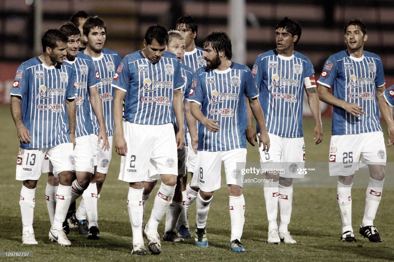 El camino en la Sudamericana 2011