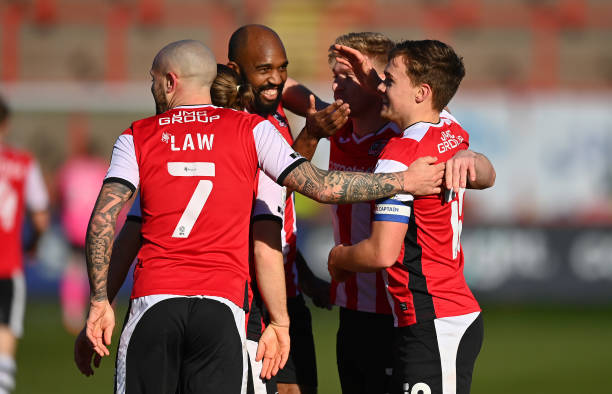Exeter City vs Grimsby Town: How to watch, kick-off time, team news, predicted lineups and ones to watch