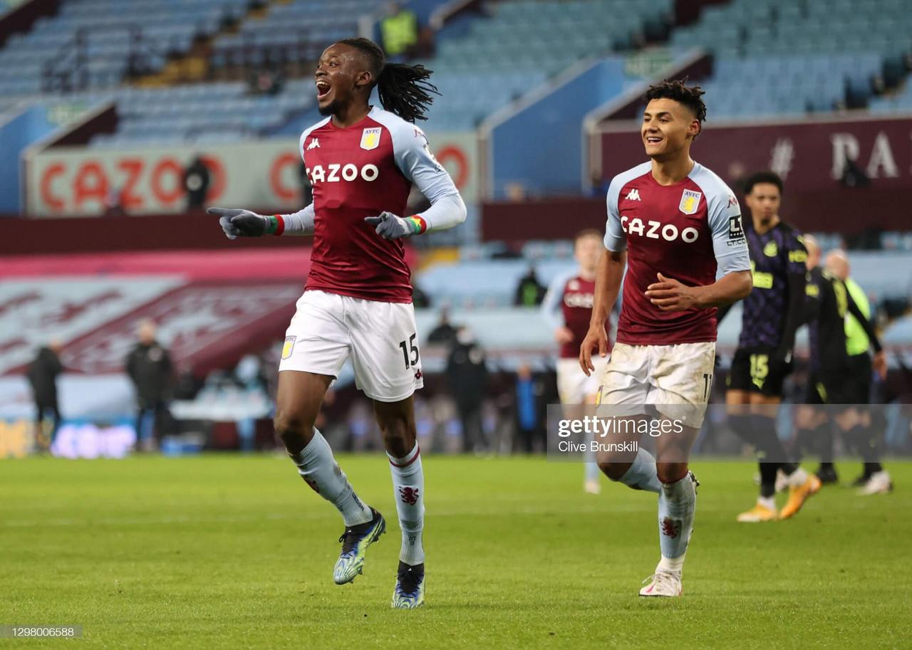 As it happened: Aston Villa 2-0 Newcastle United in the Premier League