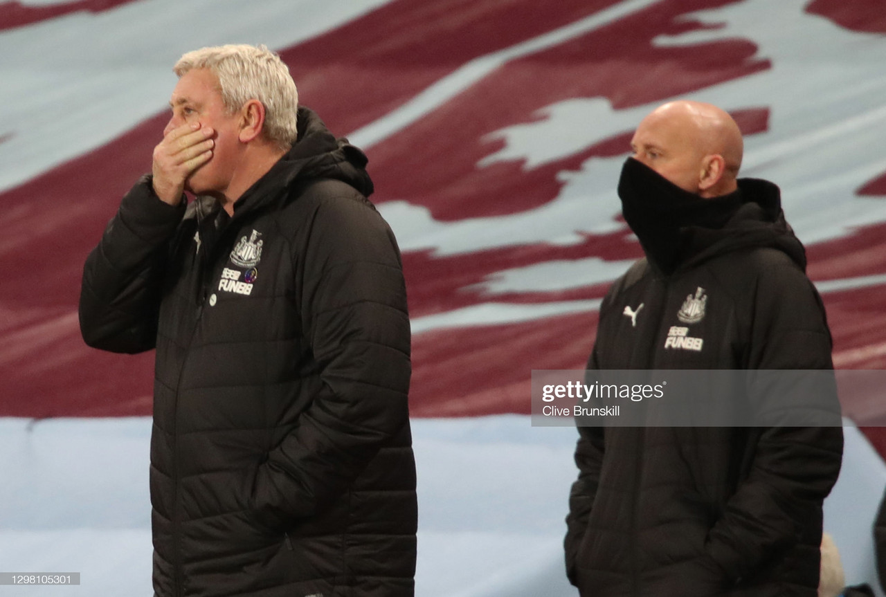 What does Steve Bruce need to do to get more points for Newcastle United?