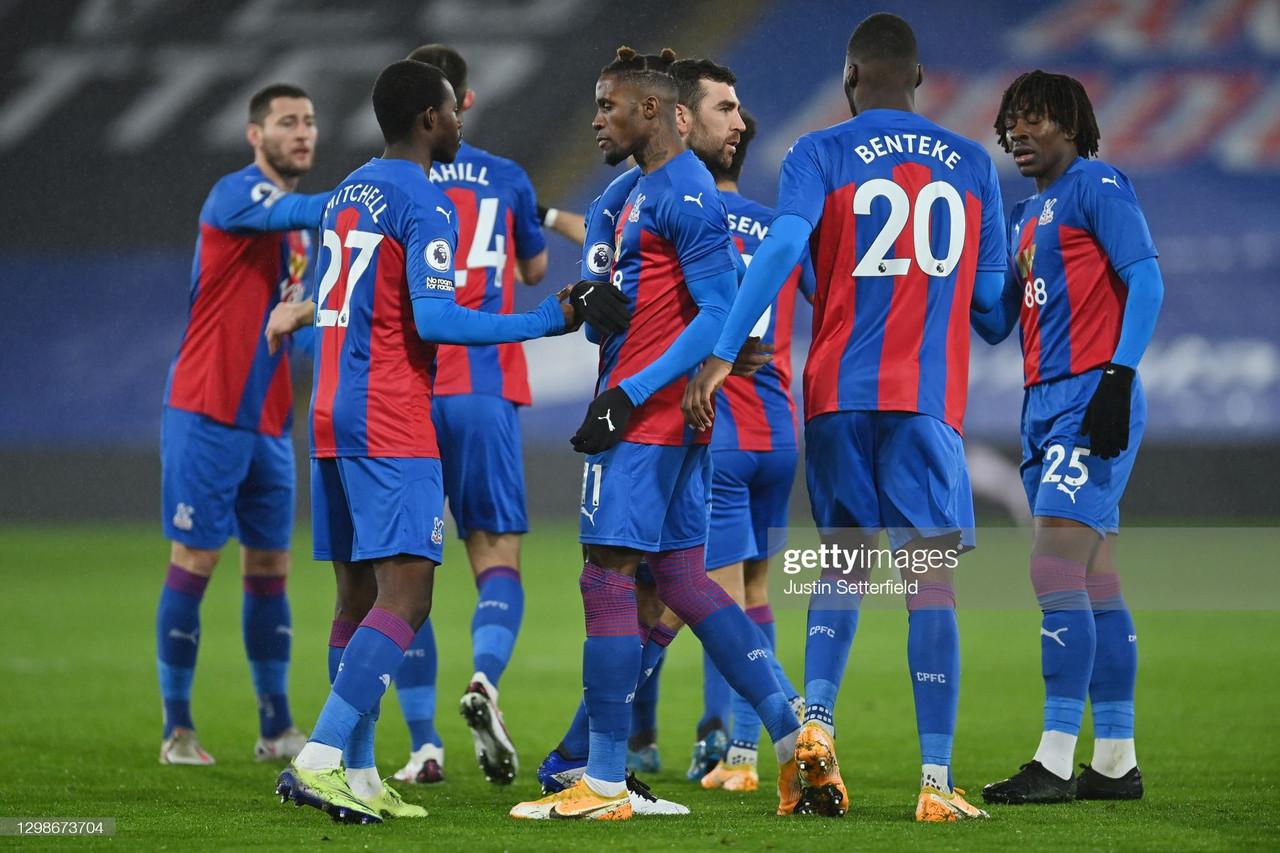 Roy Hodgson confirms Crystal Palace are still no closer to solving the looming issue of several out of contract players