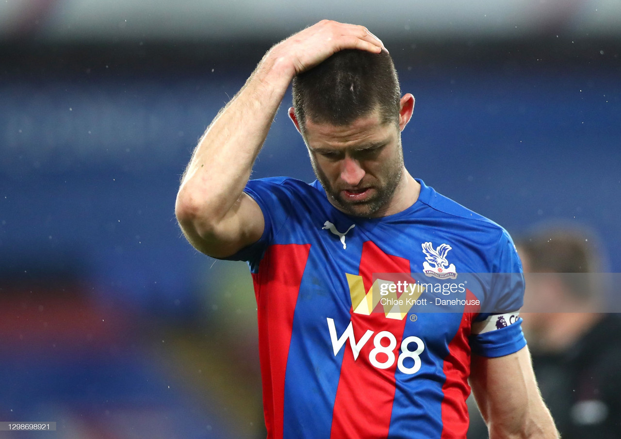 Are Gary Cahill's playing days numbered?