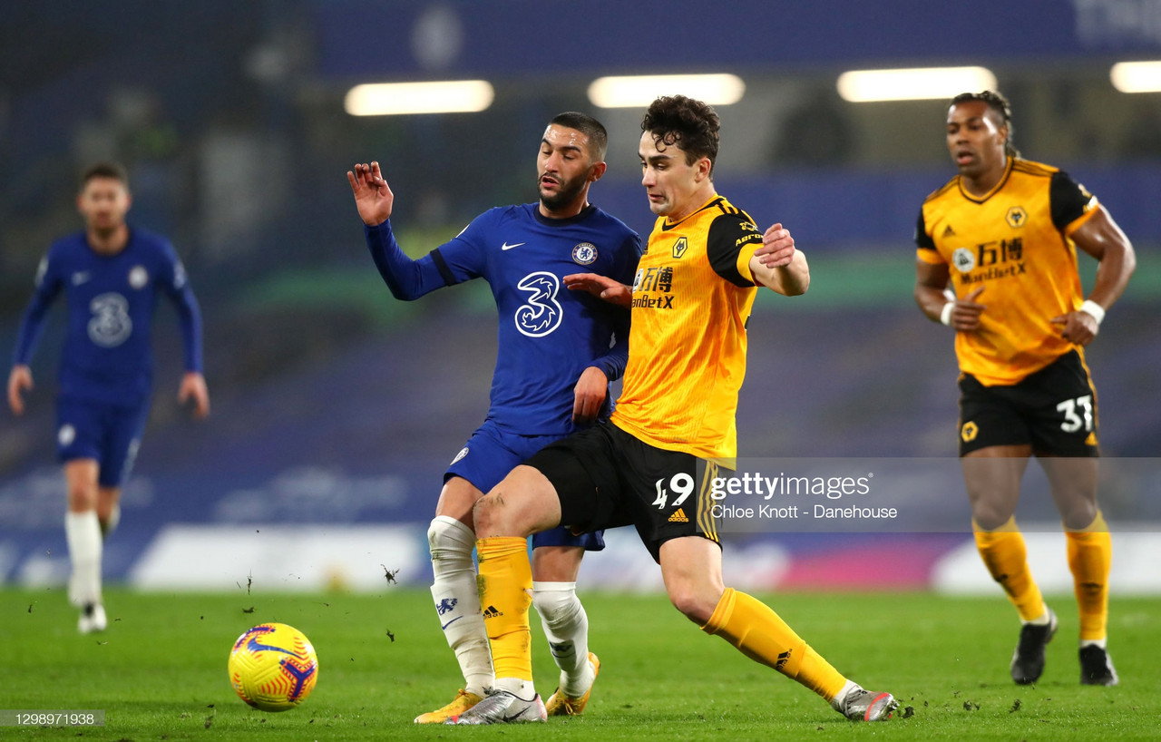 Post-Match Analysis: Wolves and Chelsea play out goaless draw at Stamford Bridge.