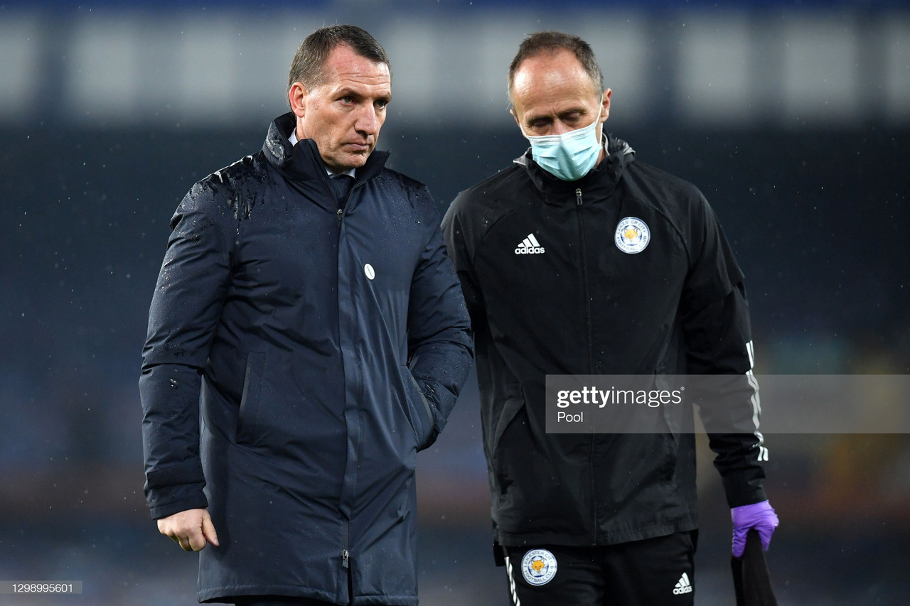 Leicester City vs Leeds United: The key quotes from Rodgers' pre-match press conference