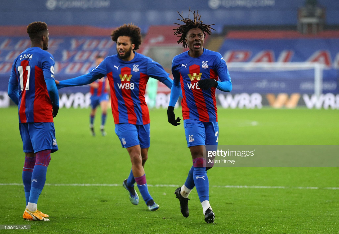 Crystal Palace 1-0 Wolves:Eberechi Eze's moment of brilliance the difference