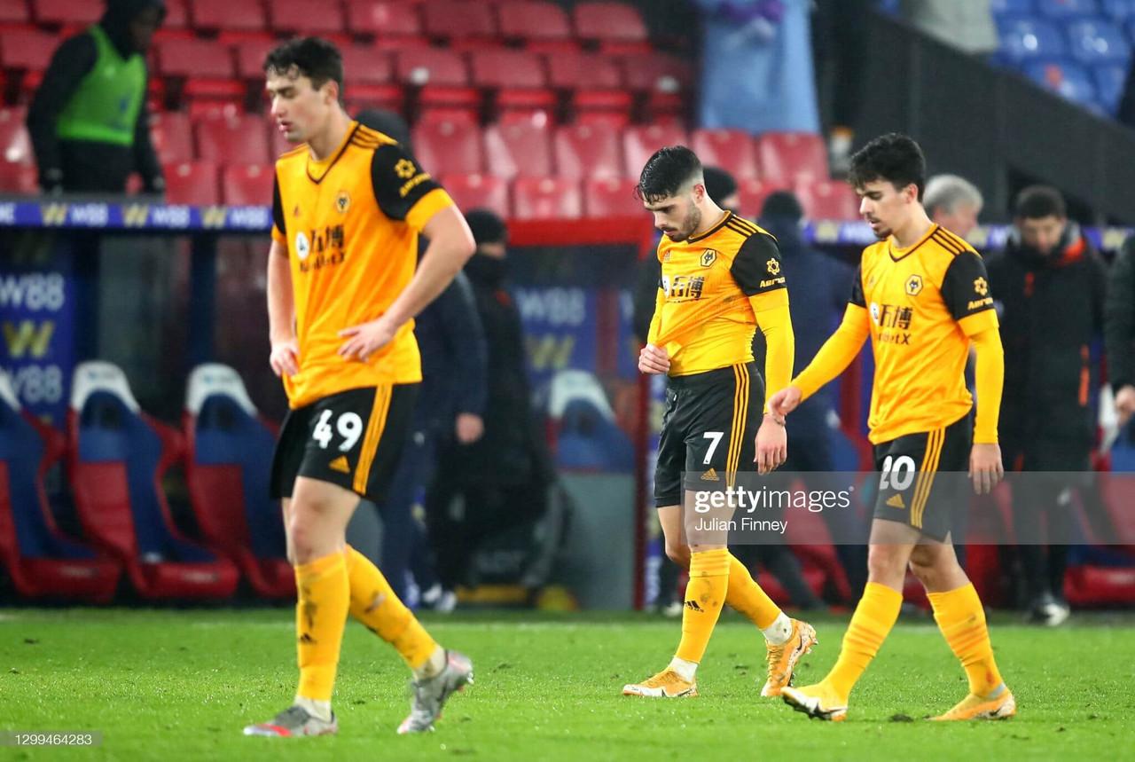 Crystal Palace 1-0 Wolverhampton Wanderers: Player Ratings