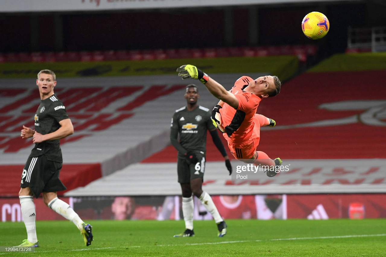 Arsenal 0-0 Manchester United: Neither side create enough to earn three points
