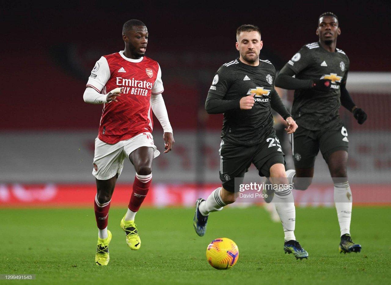 Arsenal 0-0 Manchester United: Average all round