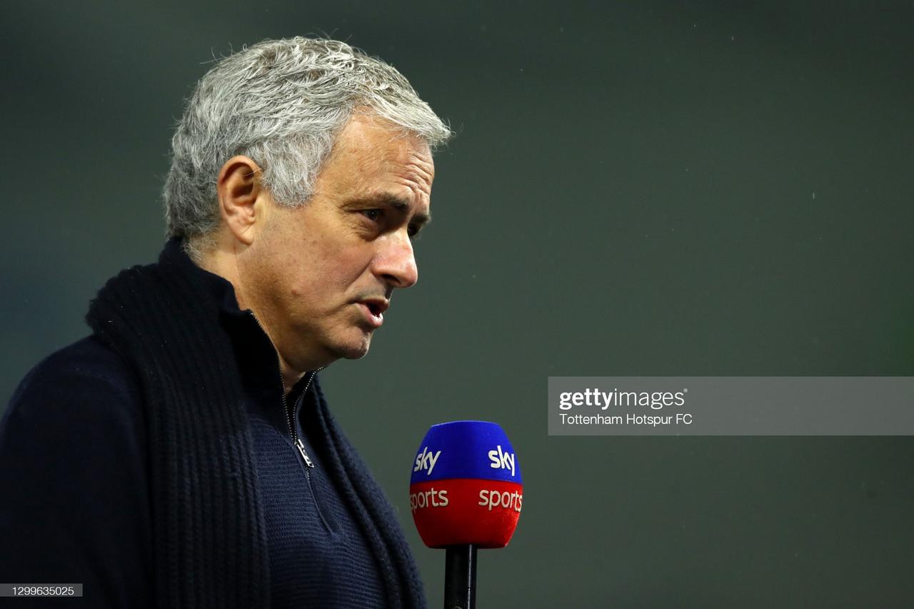 Tottenham Hotspur press conference LIVE: Jose Mourinho on Harry Kane, Chelsea & Thomas Tuchel