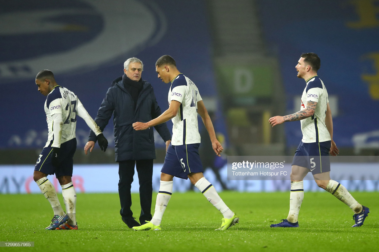 The Warmdown: Mourinho under pressure after soulless performance