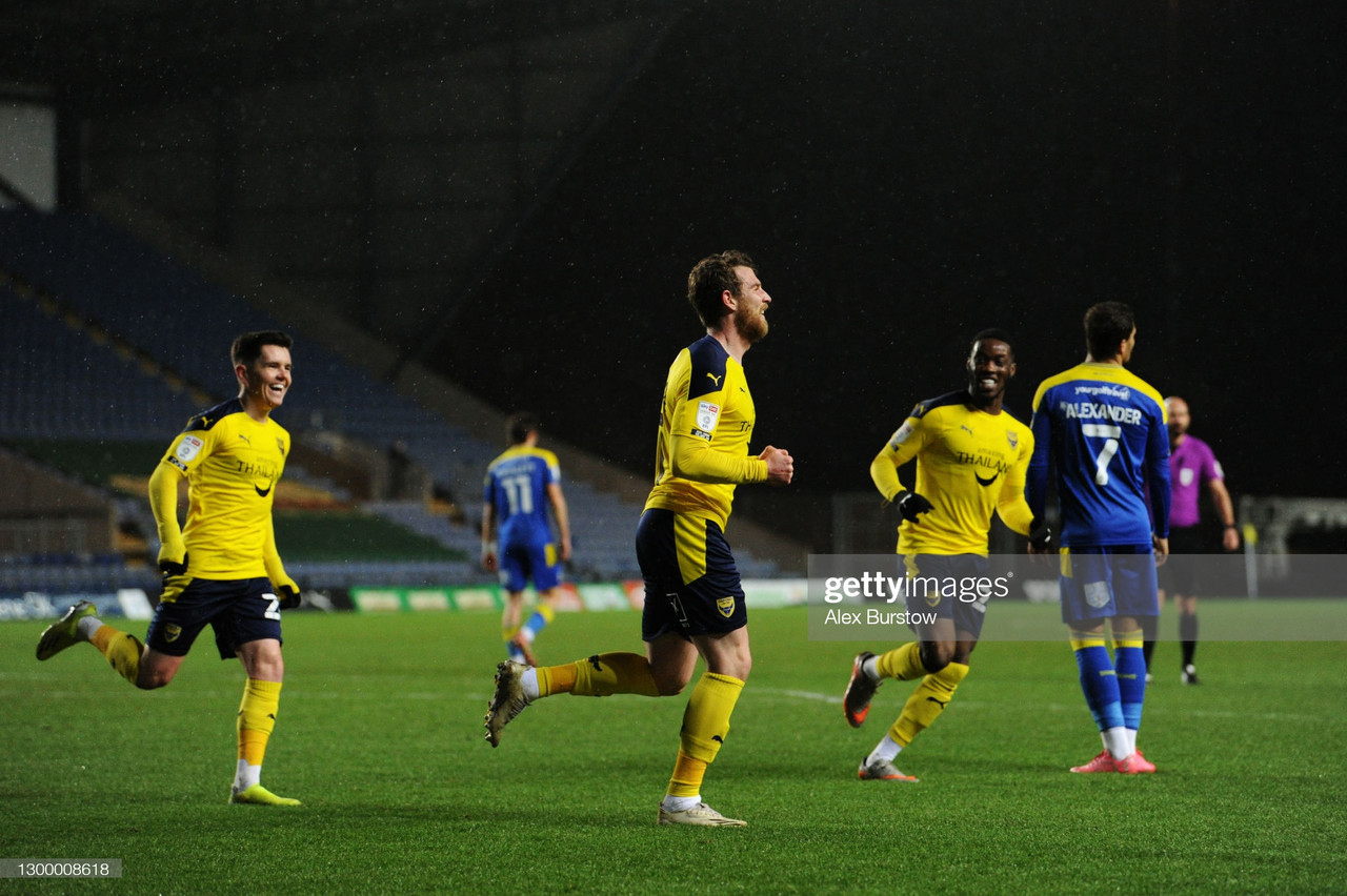 Oxford United: transfer window review