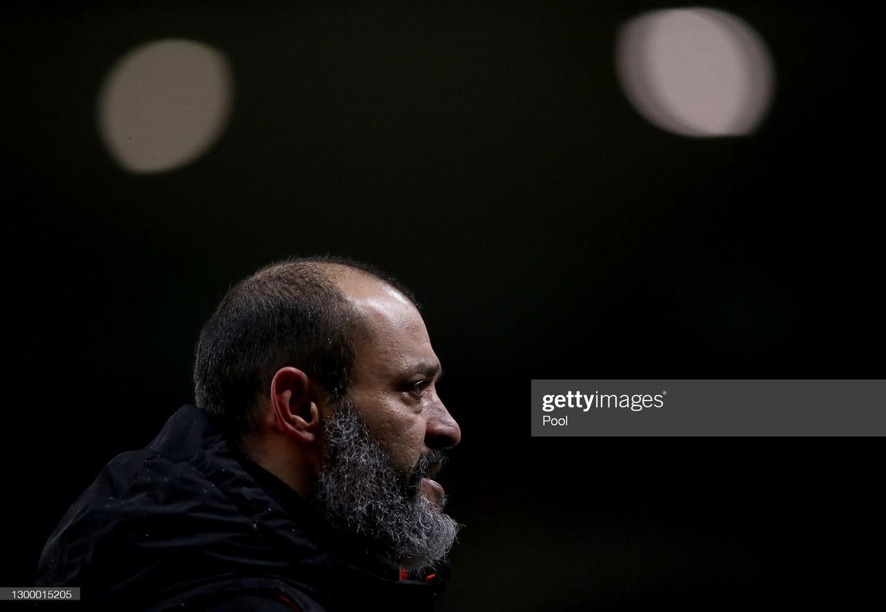 Nuno Espirito Santo hails 'Big Moment' as Wolves defeat Arsenal