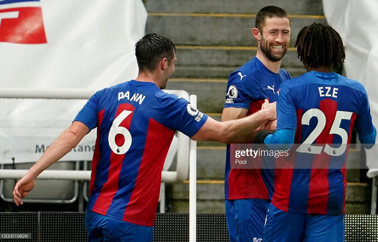 Newcastle United 1-2 Crystal Palace: Two quick goals earns Palace a first-half comeback