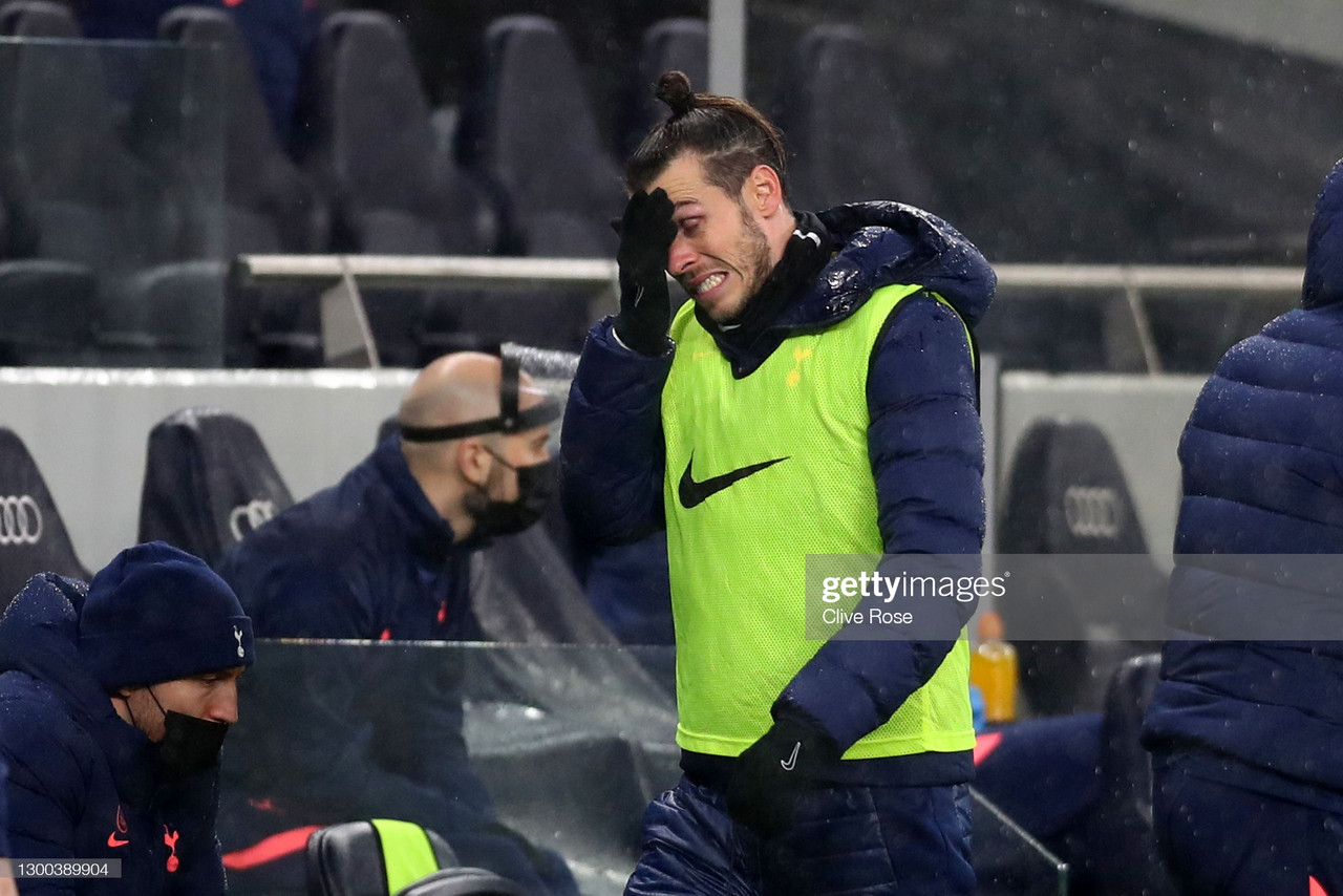 A Nightmare Return for Gareth Bale