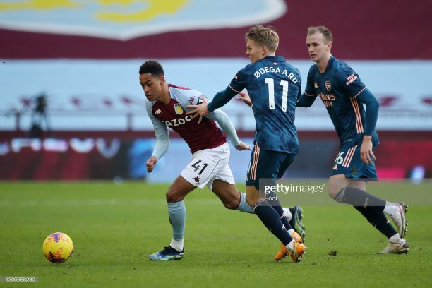 Jacob Ramsey's improved contract a sign of Villa's future plans