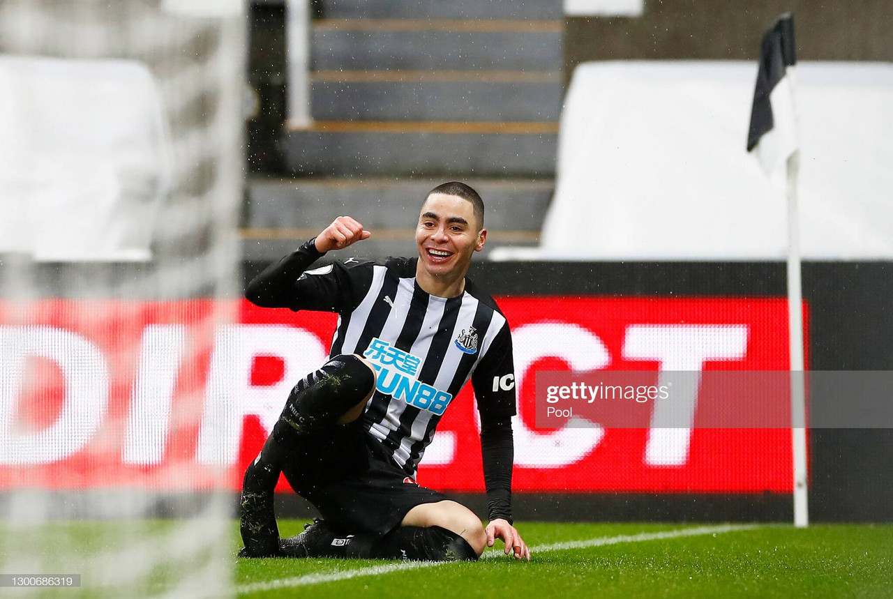 Newcastle United 3-2 Southampton: Nine-man Magpies hang on against frustrated Saints