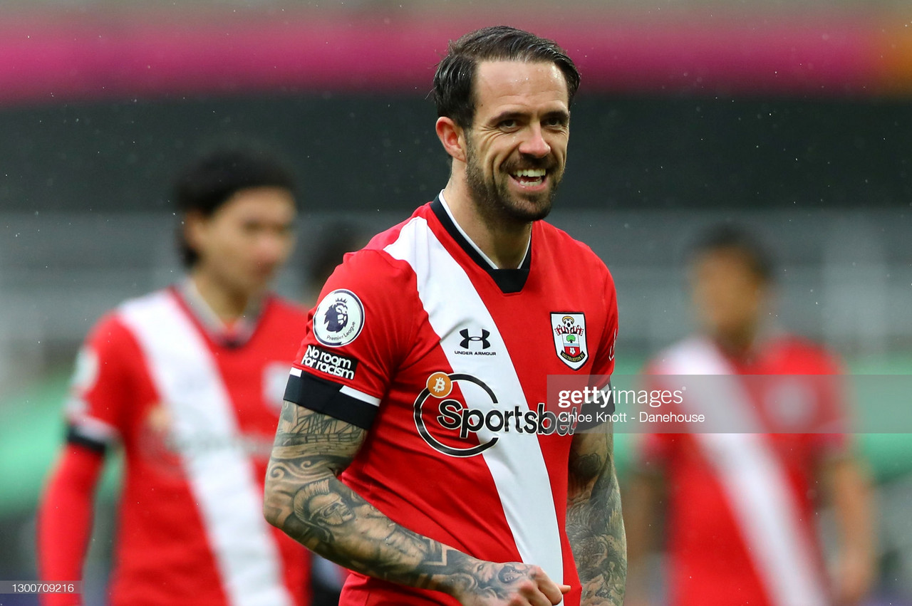 Where would Southampton be without Danny Ings?