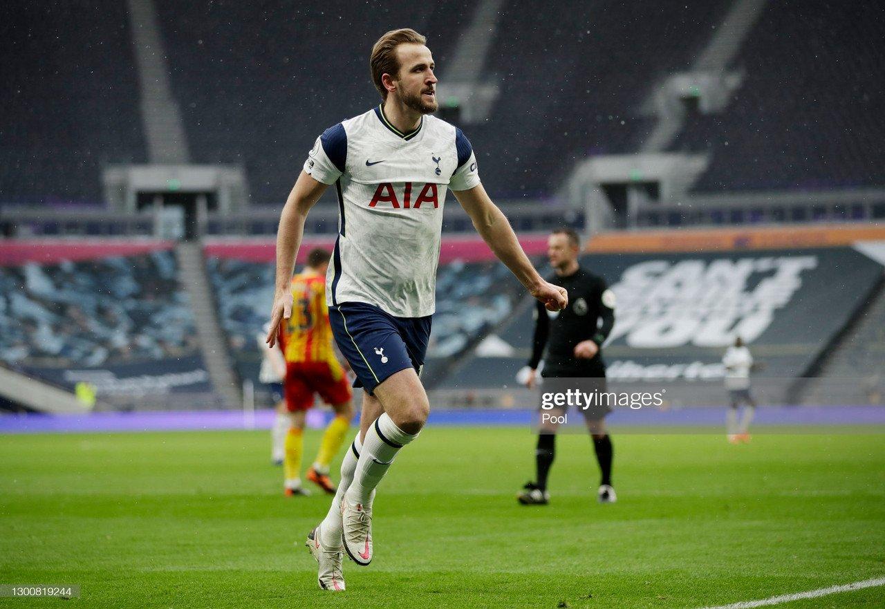 Tottenham Hotspur 2-0 West Brom: Harry Kane leads Spurs back to winning ways