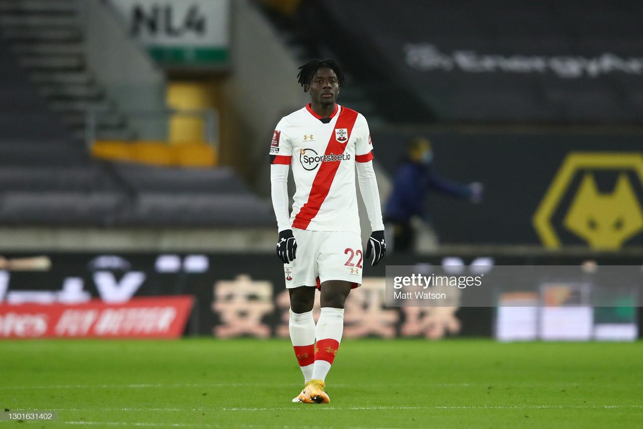 Southampton's Salisu one 'for the future' following six month debut wait