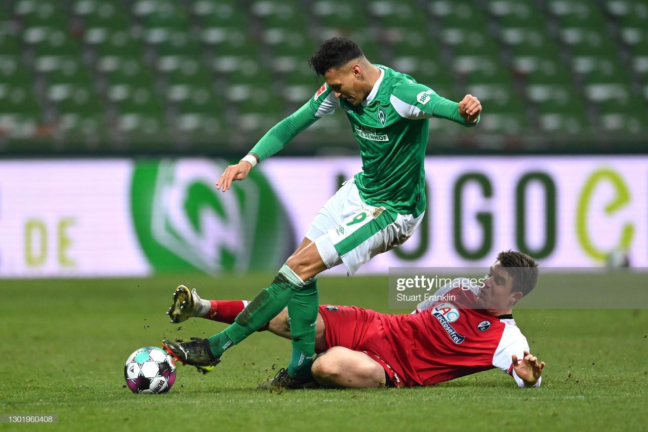Werder Bremen 0-0 SC Freiburg: Honors even at the Wohninvest Weserstadion