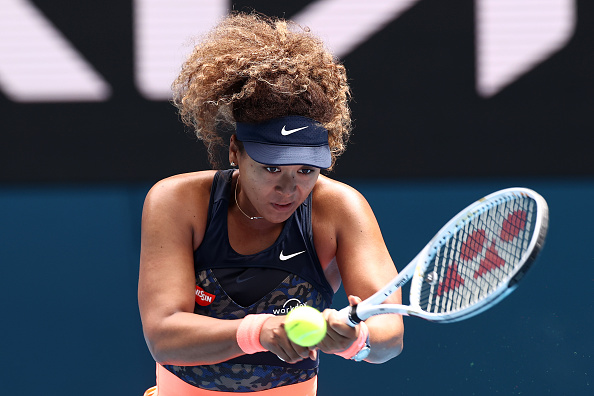 2021 Australian Open: Naomi Osaka rallies to win titanic showdown against Garbine Muguruza