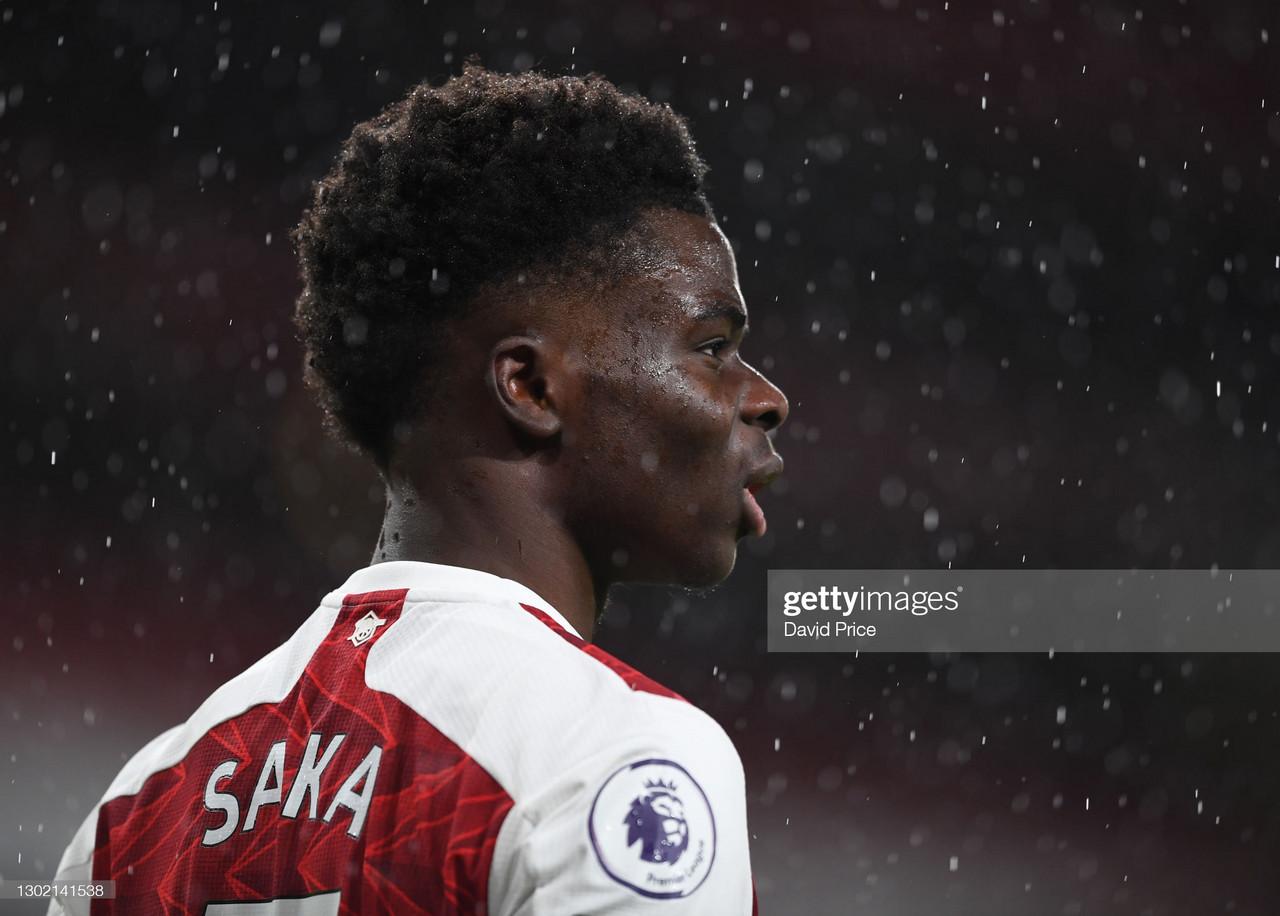Analysis: How Bukayo Saka is becoming Arsenal's best player