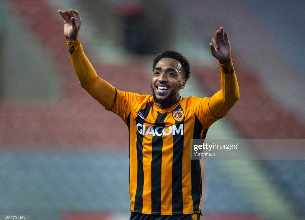 Hull City 2-0 Rochdale: Tigers leap up to second in League One