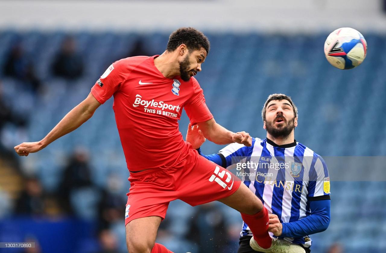 Sheffield Wednesday 0-1 Birmingham City: Blues earn vital win over ten-man Owls